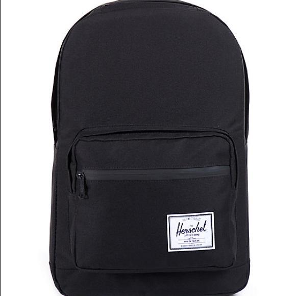 00ce0a61c8 Herschel Supply Company Handbags - Herschel pop quiz black backpack